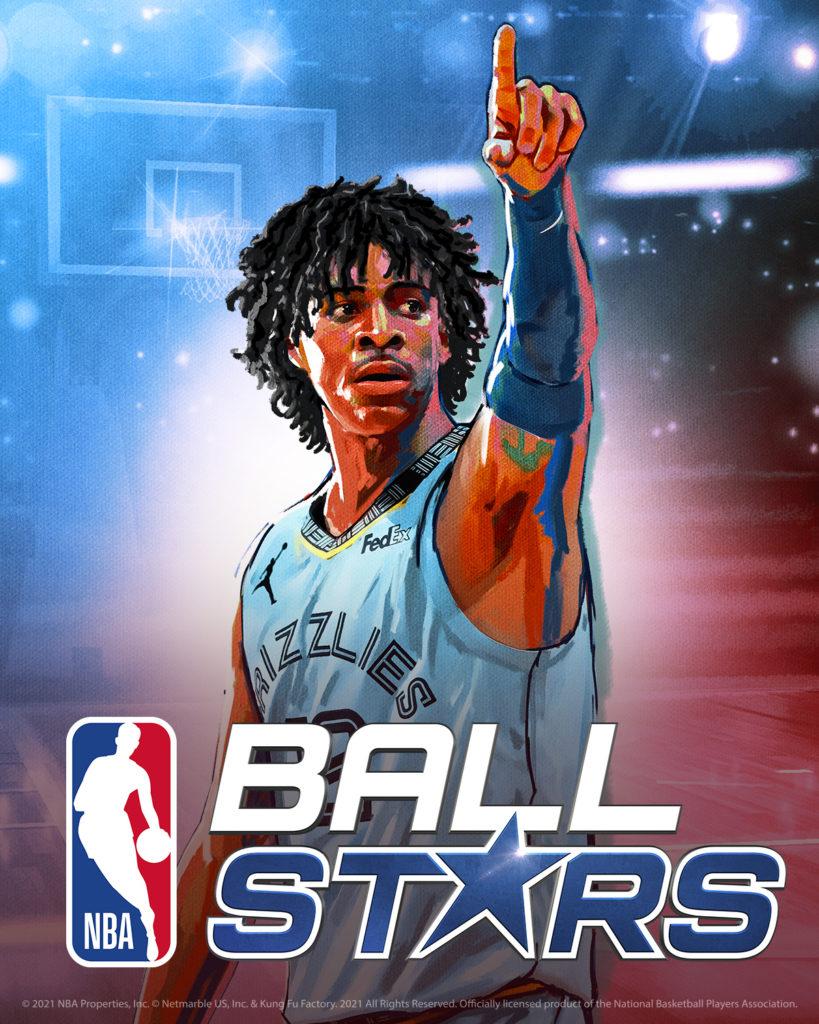 NBA Ball Stars preview