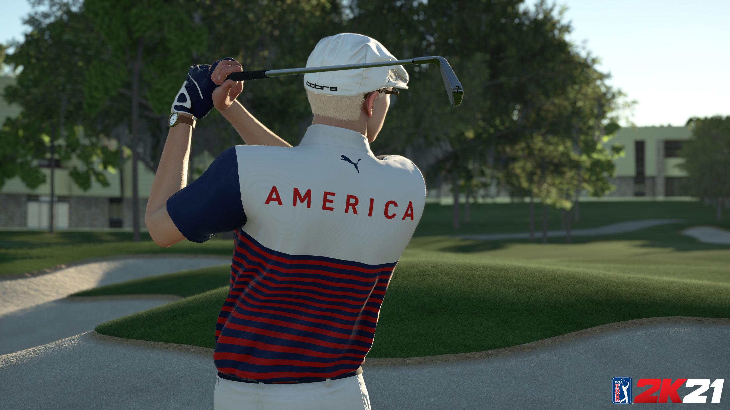 PGA TOUR 2K21PUMA Golf Outfit 1