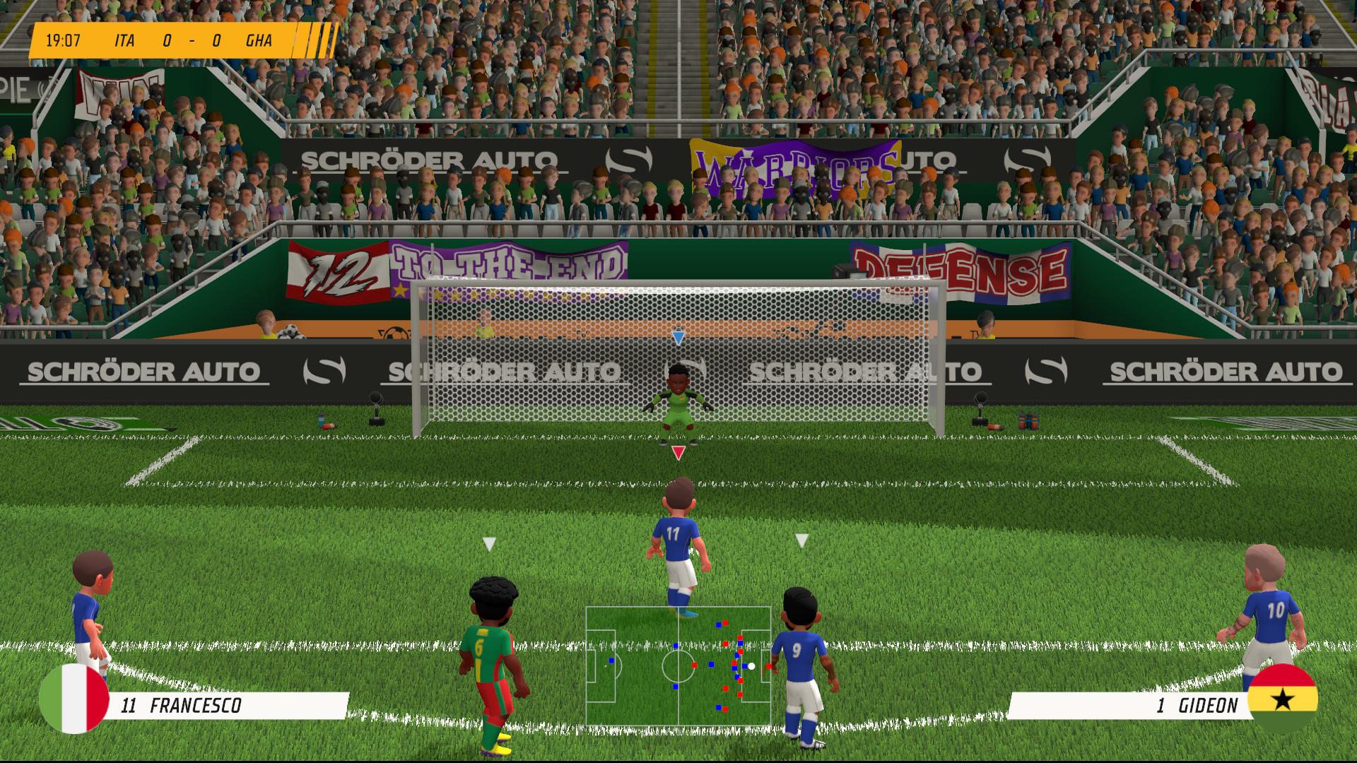 Super Soccer Blast America vs Europe - 4