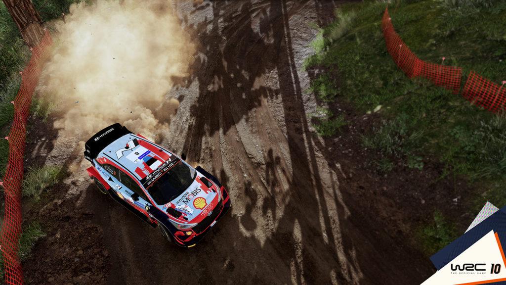 WRC 10 Screenshot 1