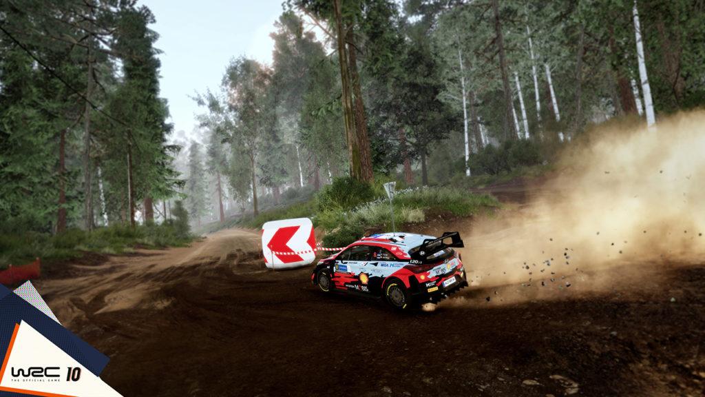 WRC 10 Screenshot 2