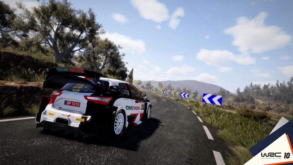 WRC 10 Screenshot 7