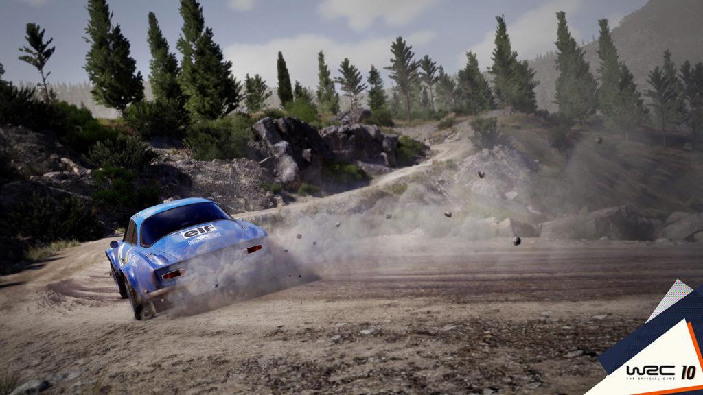 WRC 10 Screenshot 11