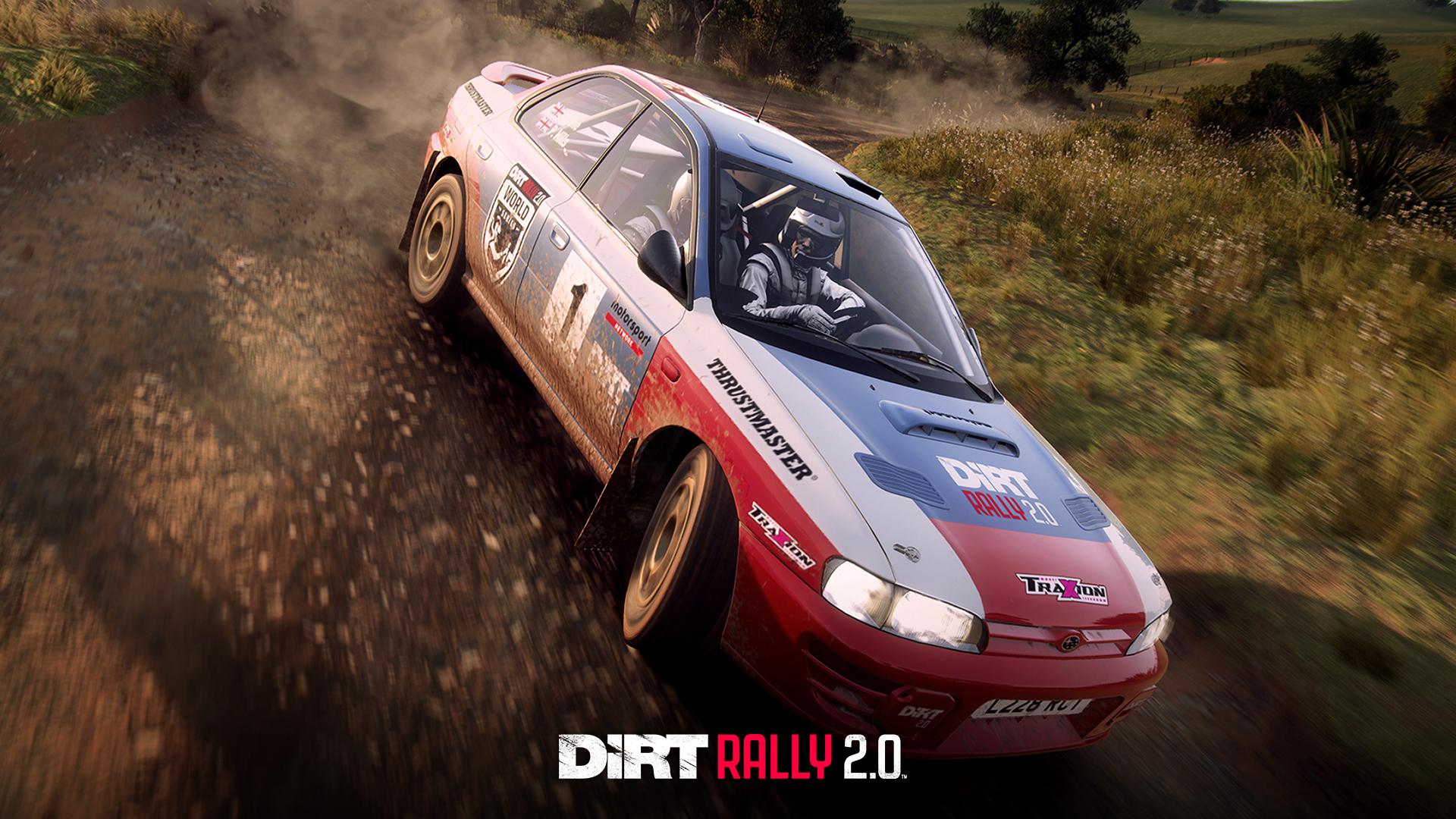 dirt rally 2.0 - 3