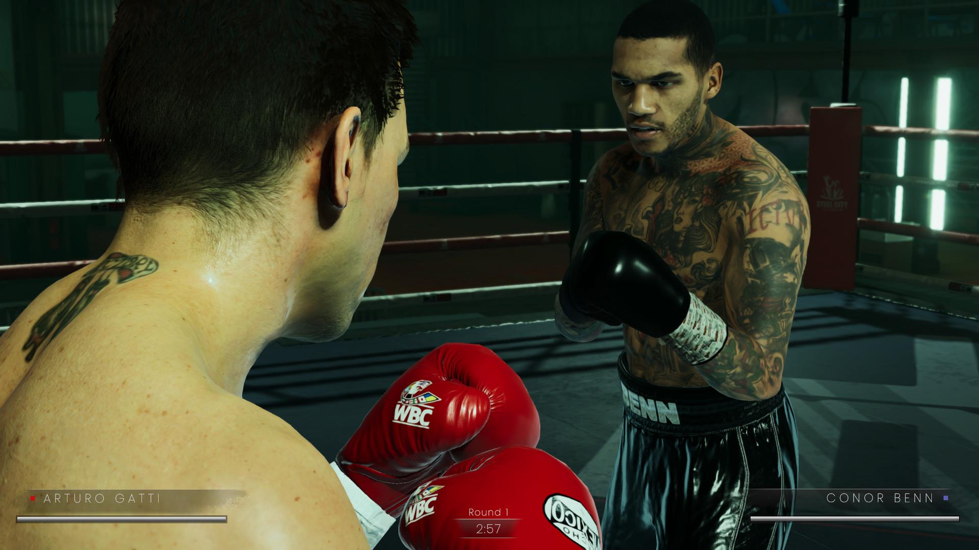 esports boxing club gpu