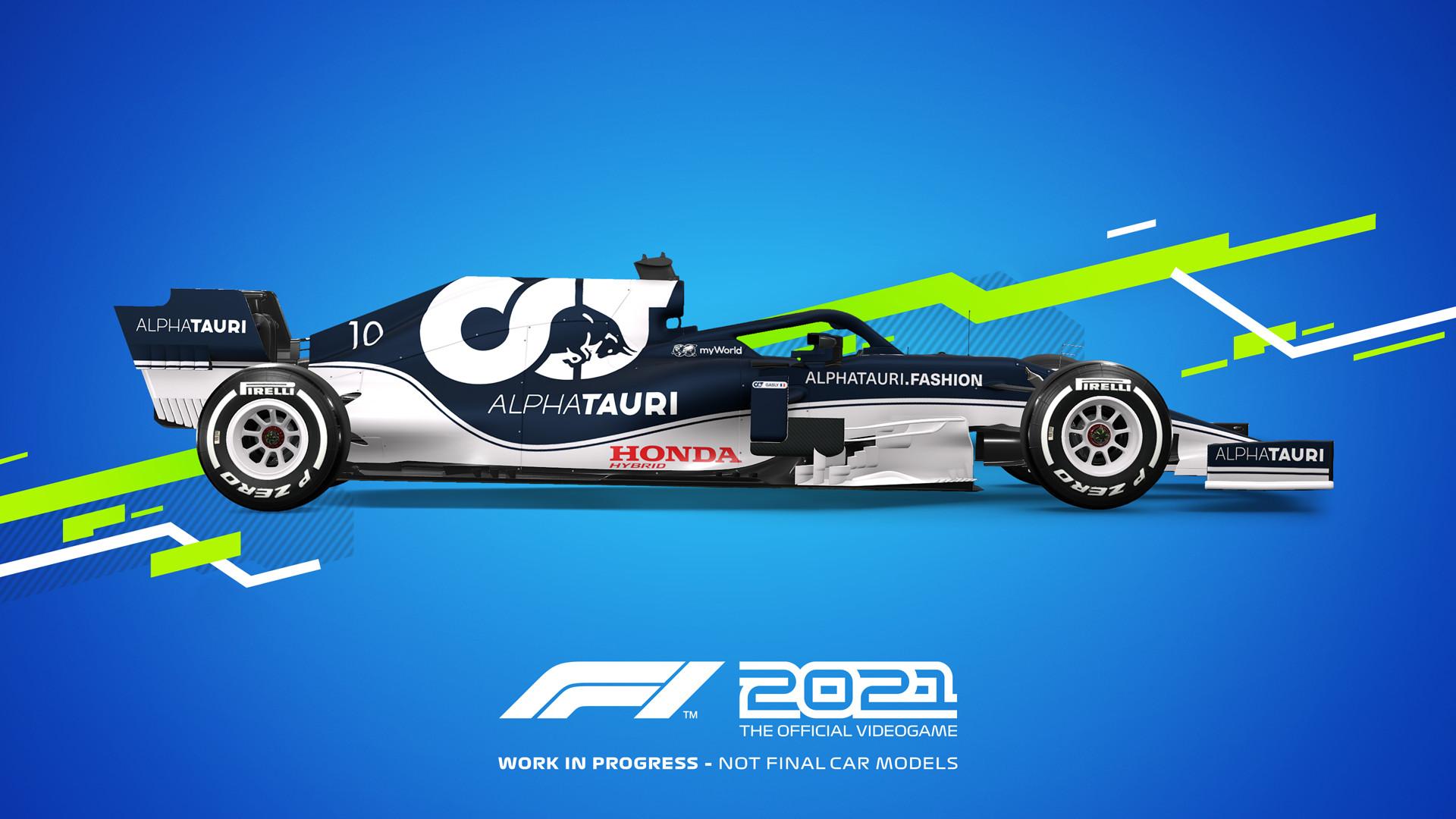 f1 2021 - 1