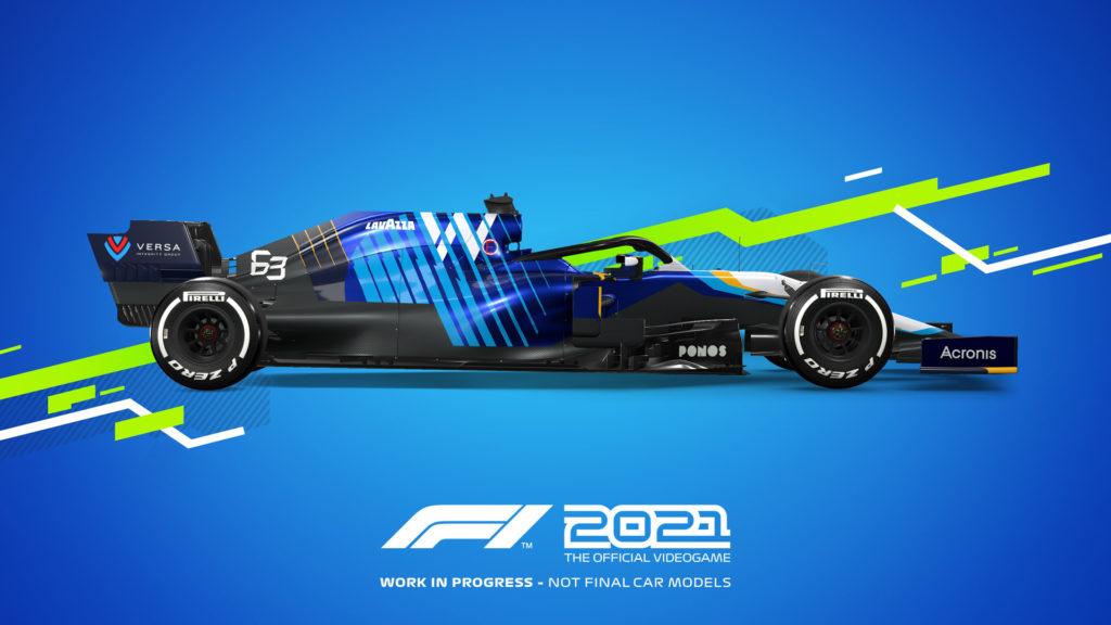 f1 2021 - 2