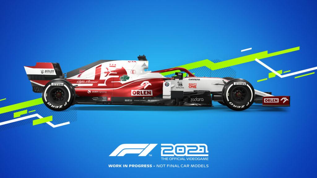 f1 2021 - 3