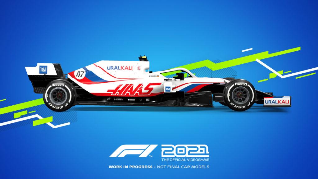 f1 2021 - 4