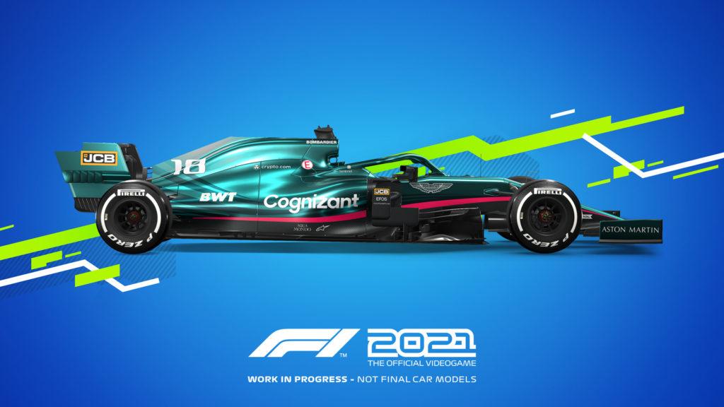 f1 2021 - 5