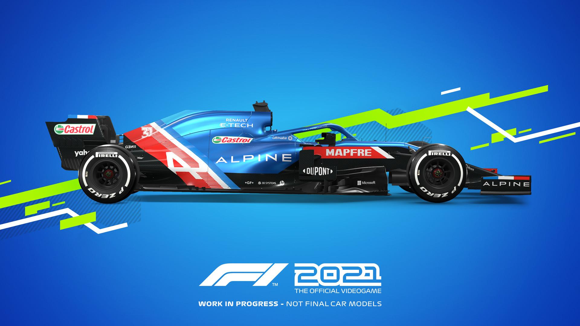 f1 2021 - 6