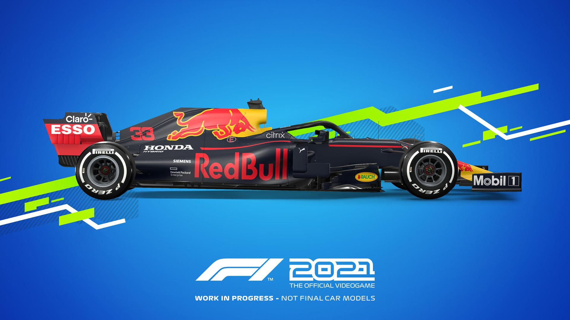 f1 2021 - 7