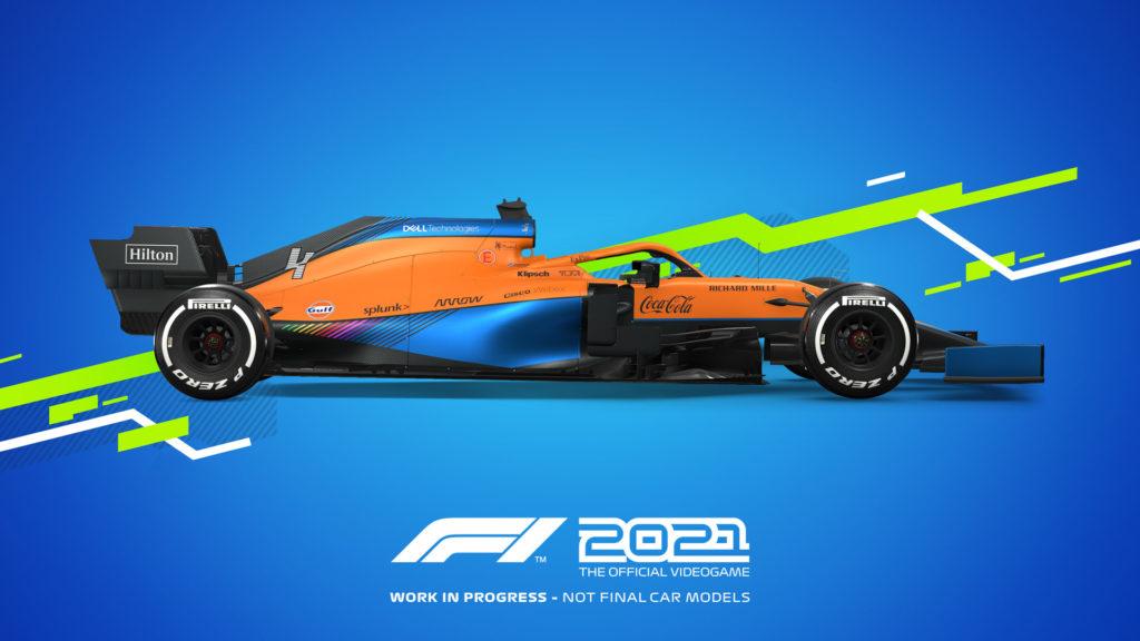 f1 2021 - 8