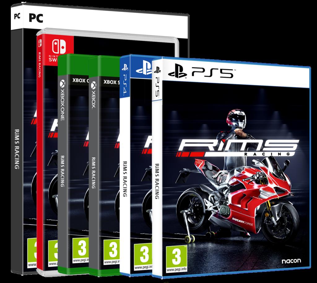 RiMS Racing Cover