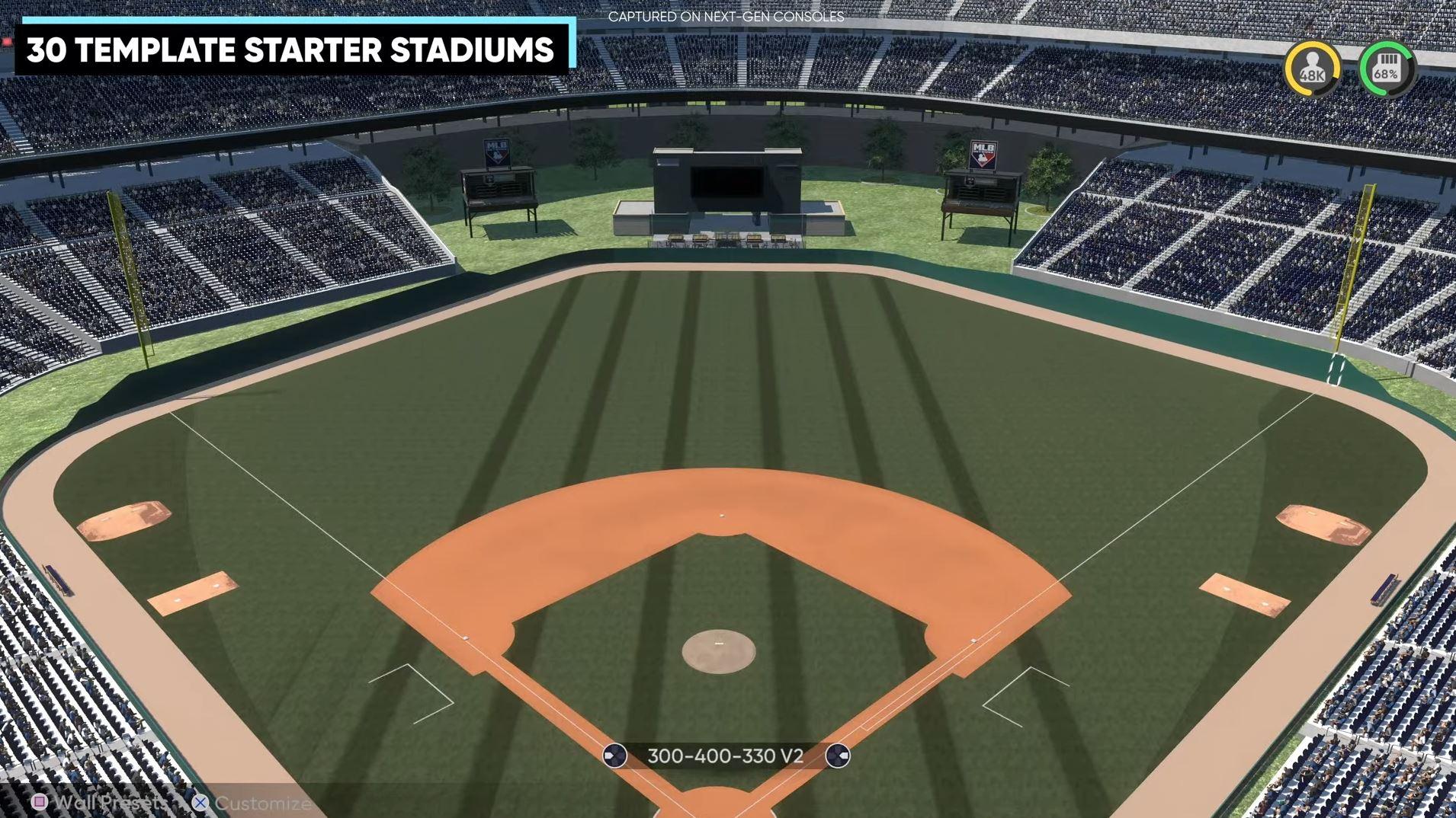 mlb the show 21 stadium creator templates