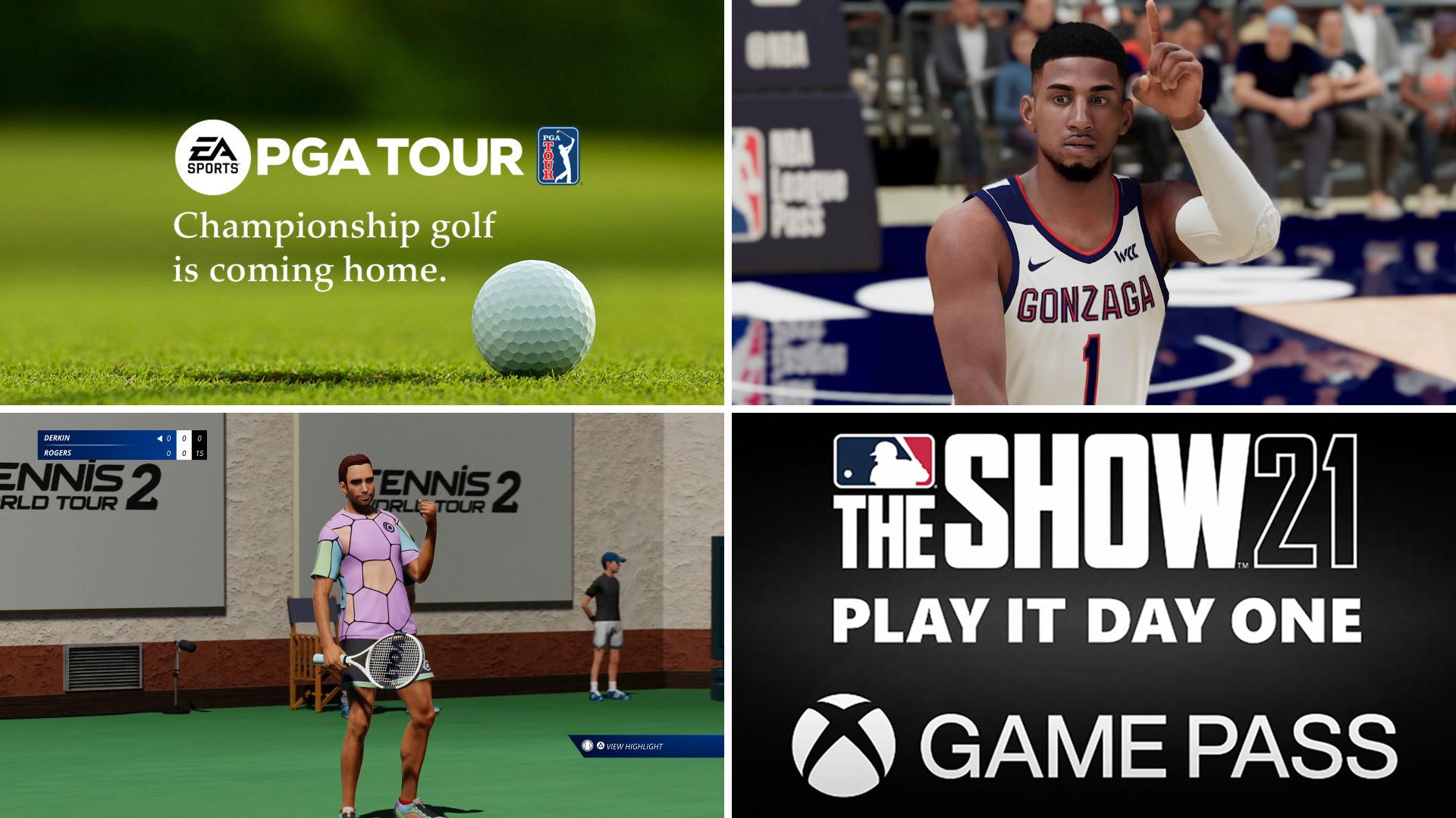 sports gaming news 4-4