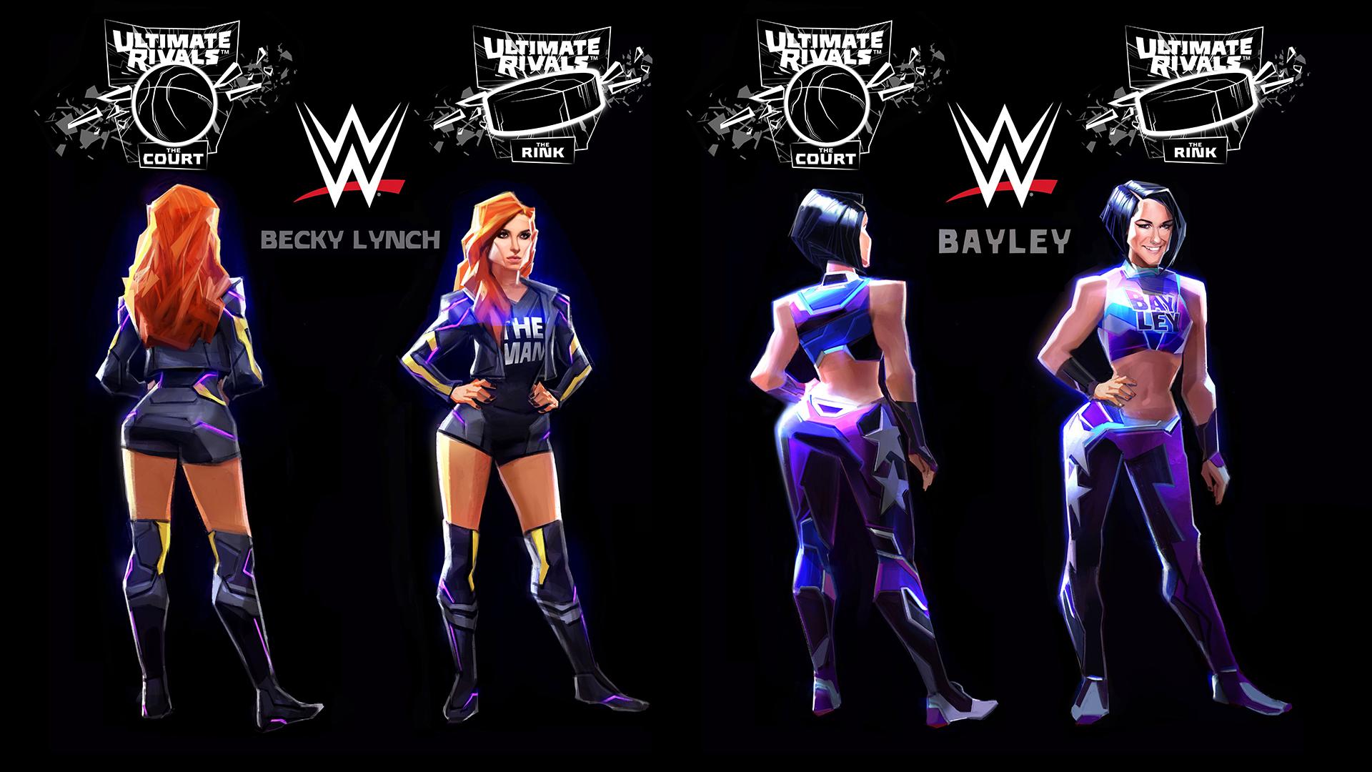 ultimate rivals blb