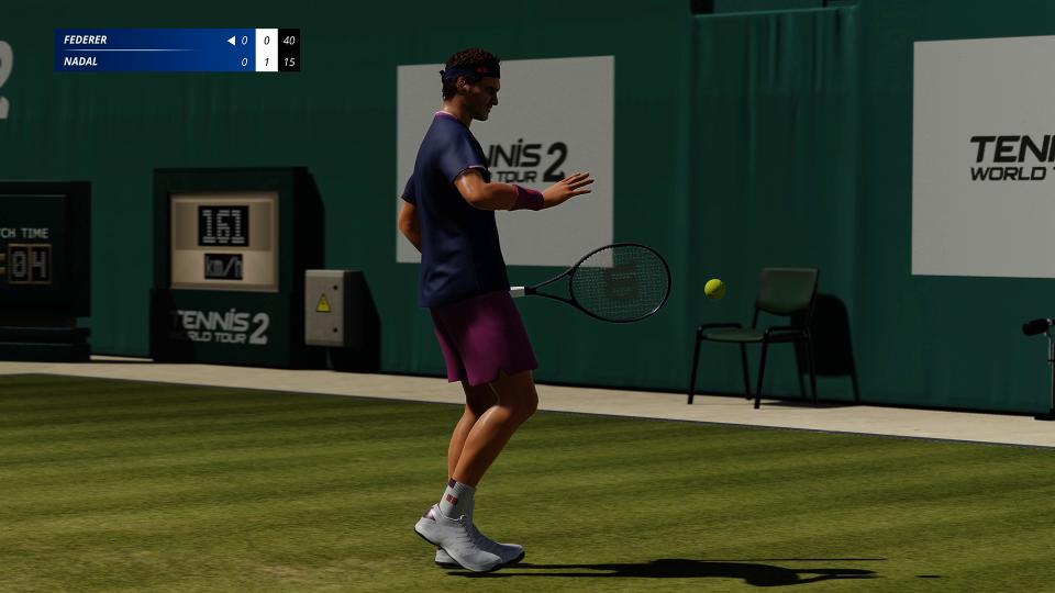 Tennis World Tour 2 next-gen