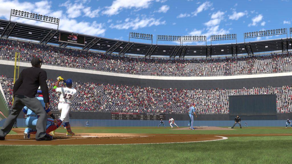 Atlanta-Fulton County Stadium MLB The Show 21