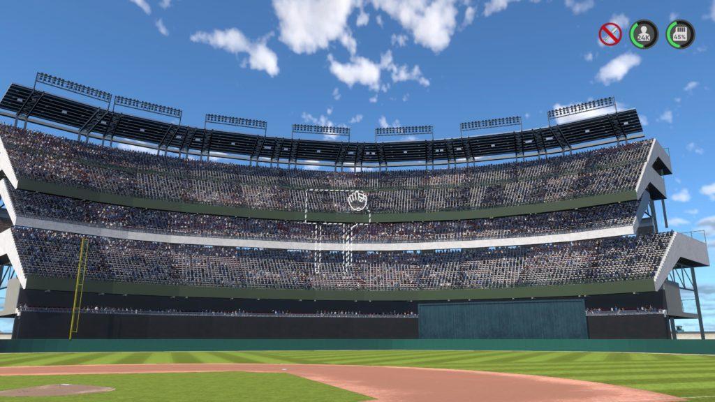 Riverfront Stadium MLB The Show 21