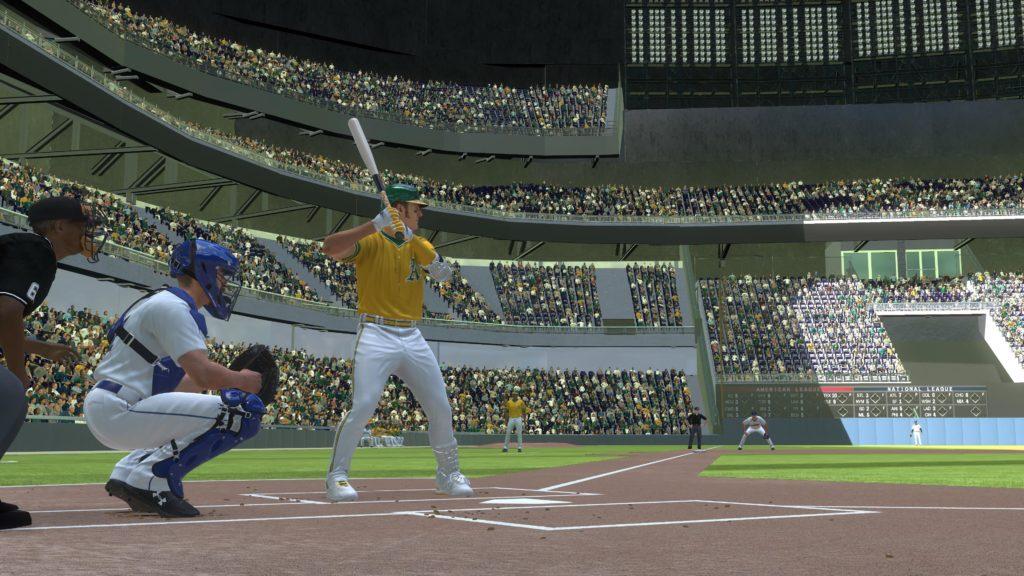 MLB The Show 21 Kingdome
