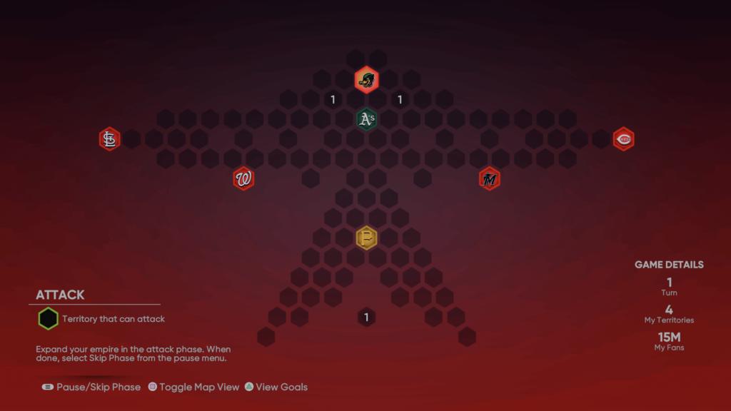 UFO Conquest Map hidden rewards