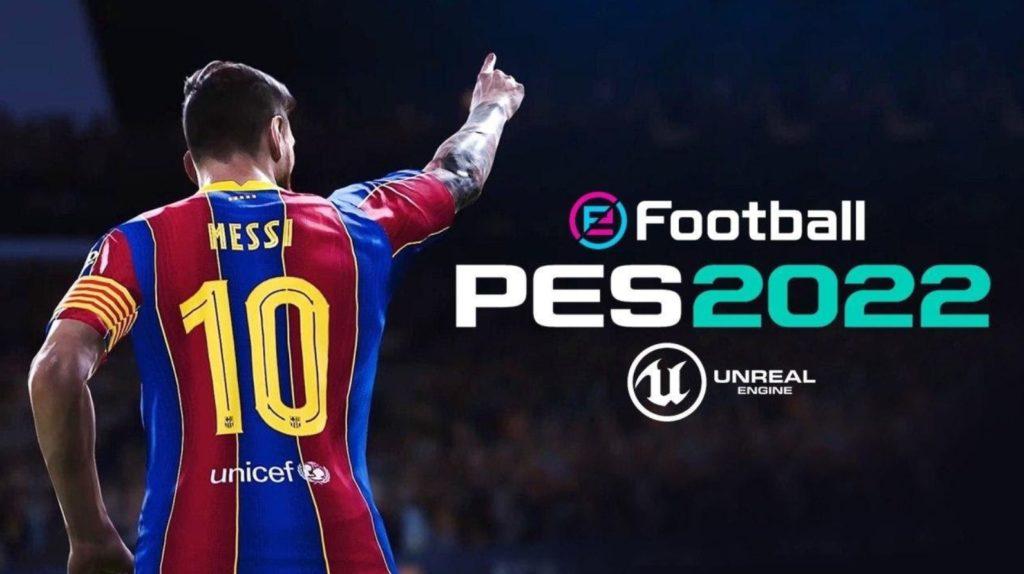 PES 2022 Unreal 5