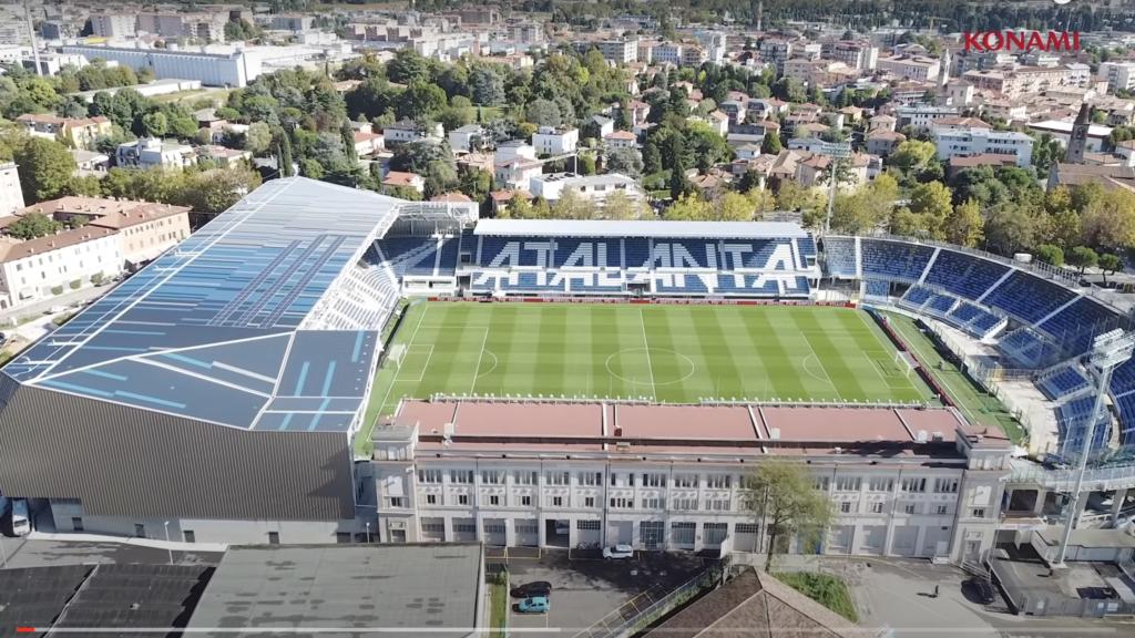 Gewiss Stadium pes exclusive