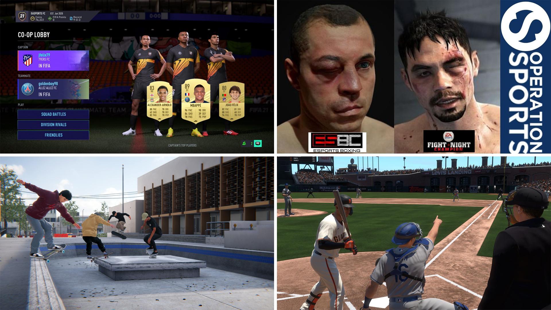 sports gaming news 5-2-21