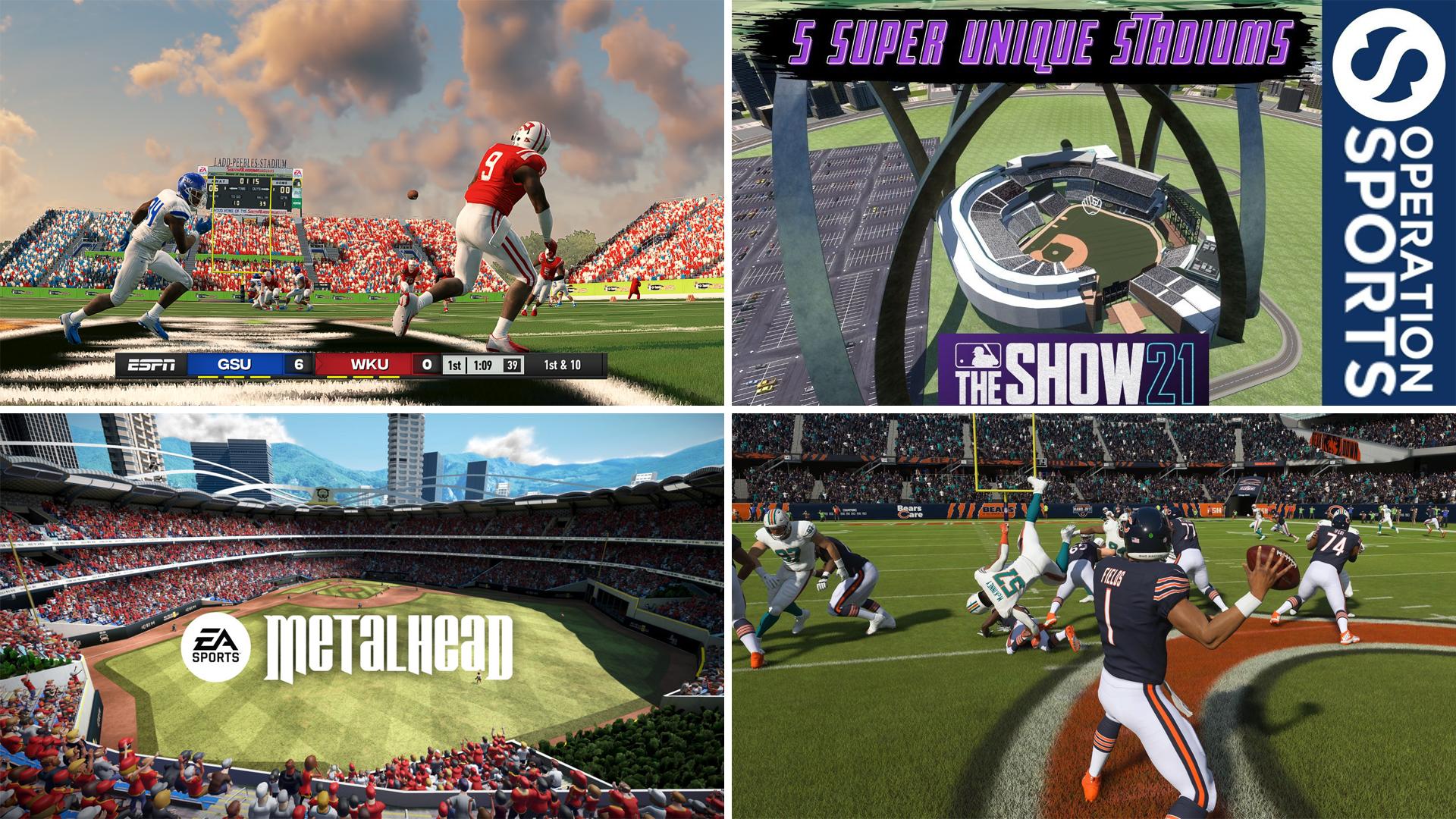 sports gaming news 5-9