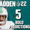 Madden 22 franchise mode predictions