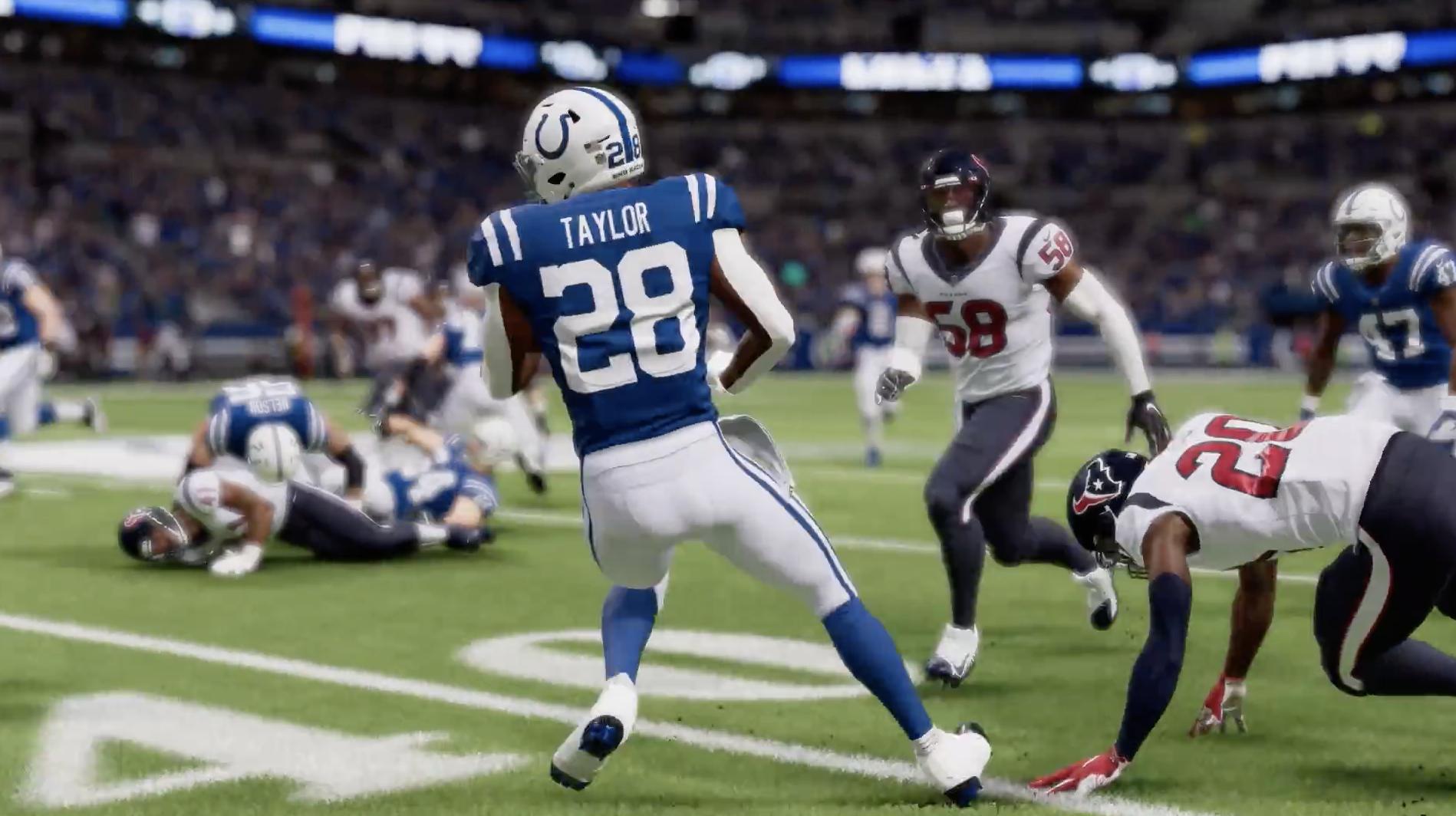 Madden NFL 22 Dynamic Gameday