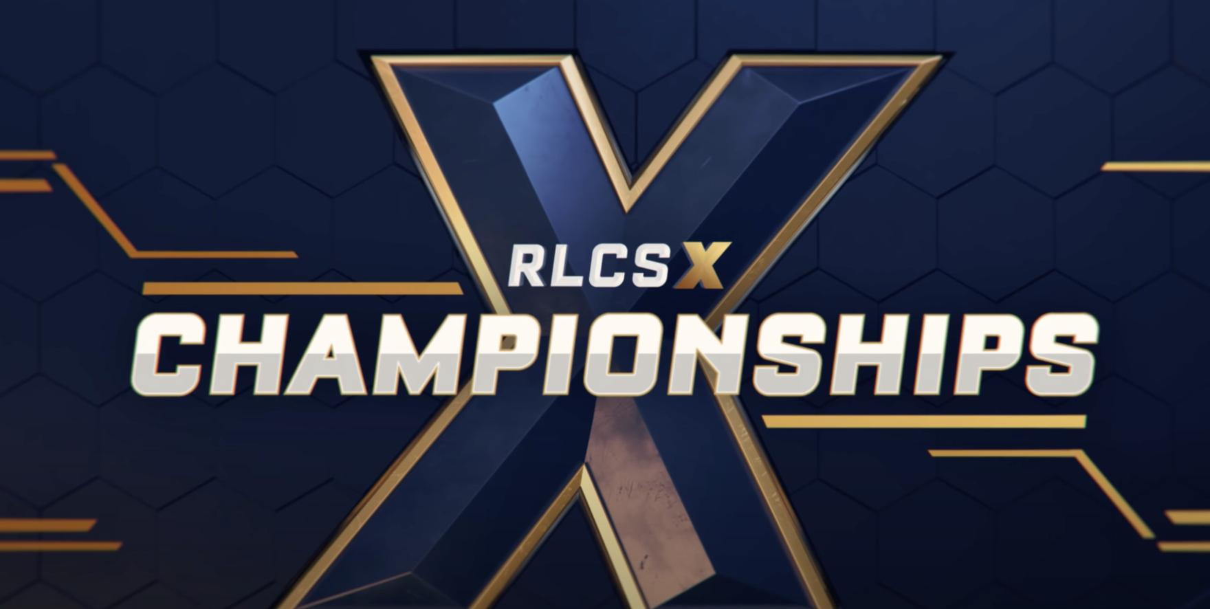 Rocket League Championship Series X