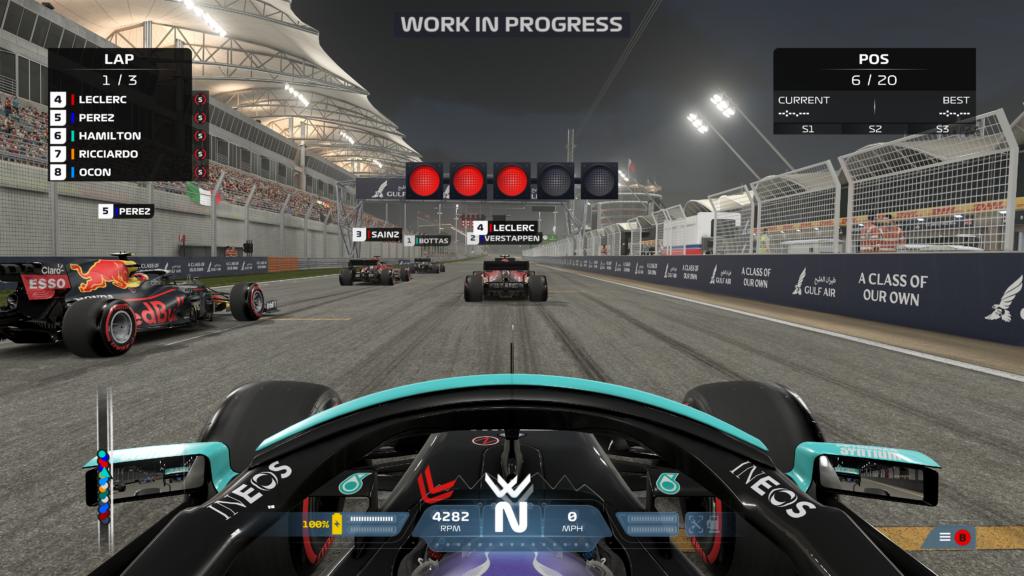 F1 2021 co-op