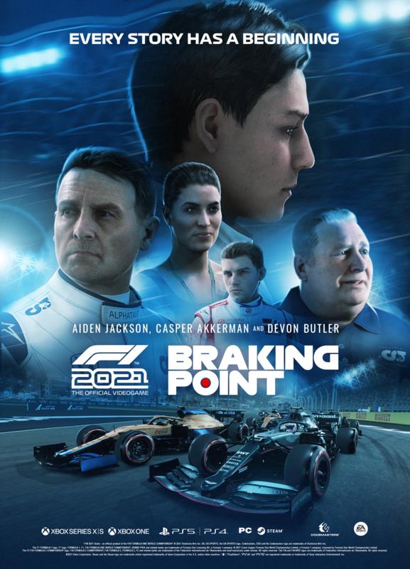 f1 2021 braking point -10
