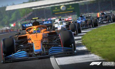 f1 2021 screenshots