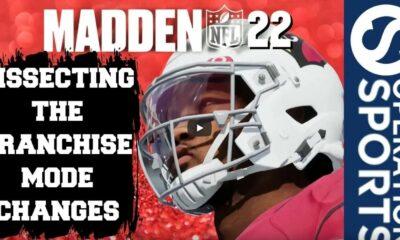 Madden 22 franchise mode breakdown