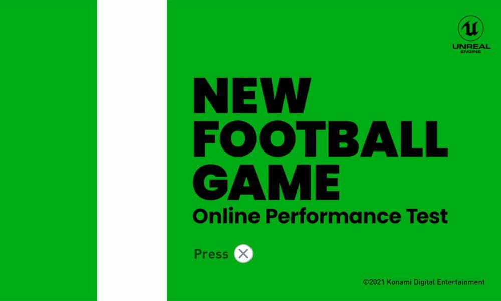 """KONAMI it's sensible to permit the """"new Football Game""""?"""