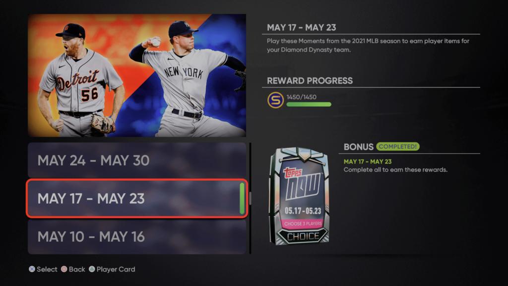 MLB The Show 21 Diamond Dynasty midseason guide