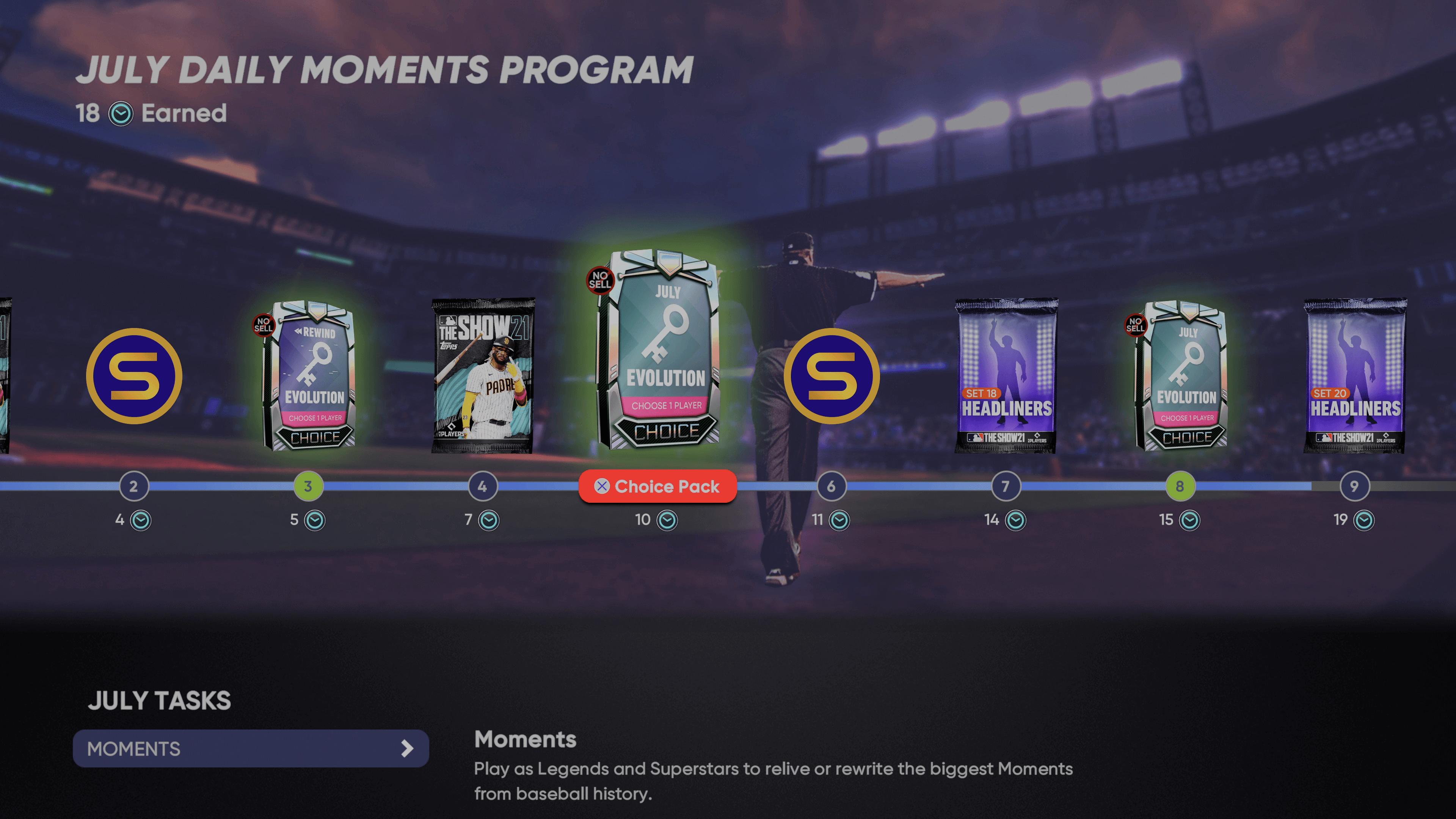 MLB The Show 21 - Diamond Dynasty Midseason Beginner's Guide_2021-07-16_02-44-49