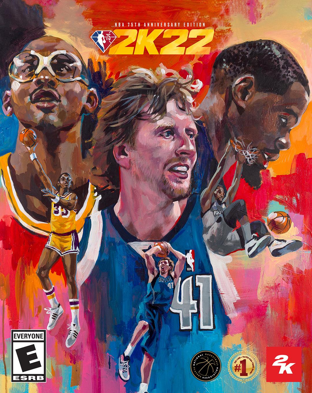 NBA 2K22 NBA 75th Anniversaryjpg