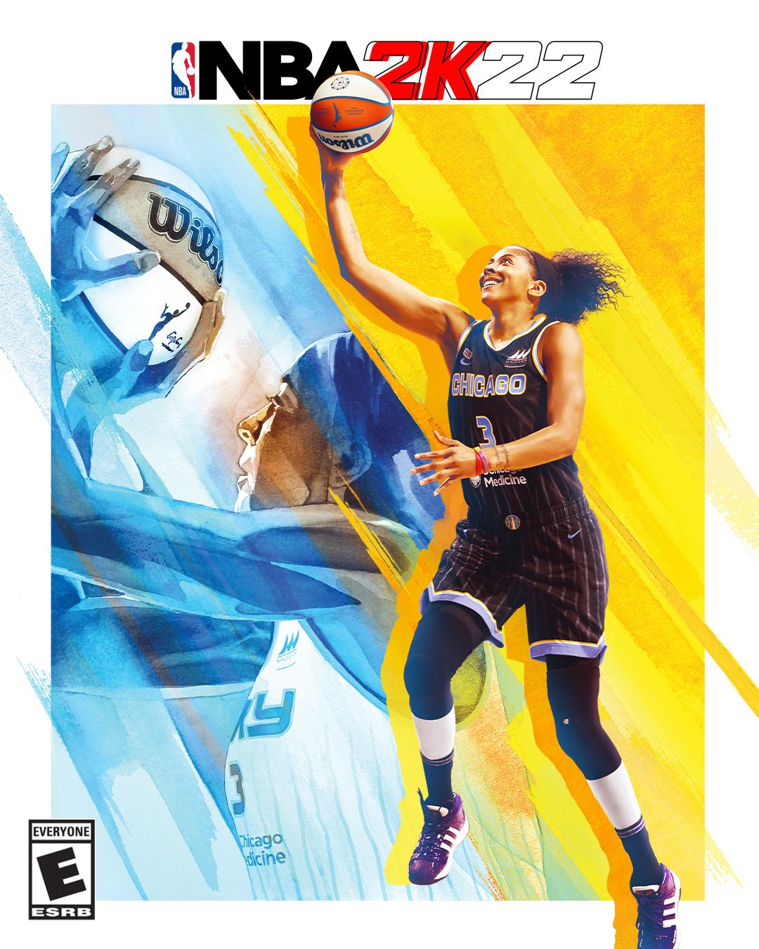 NBA 2K22 WNBA 25th Anniversary