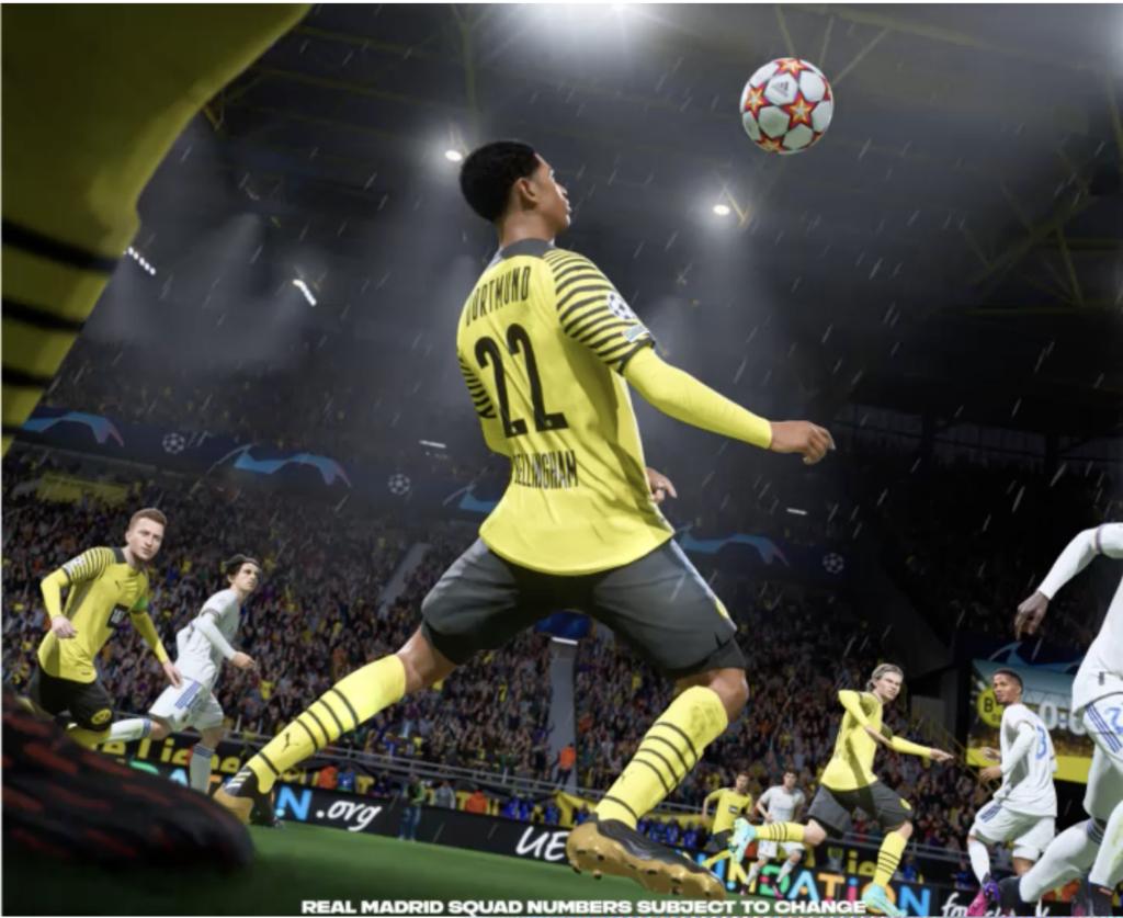 FIFA 22 trailer breakdown