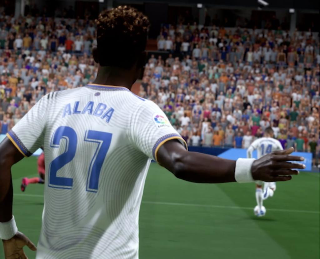 FIFA 22 defending