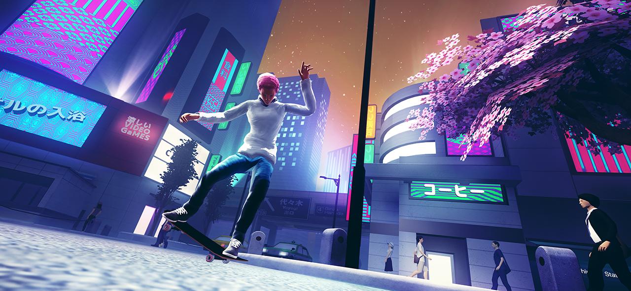 Skate City Tokyo -2
