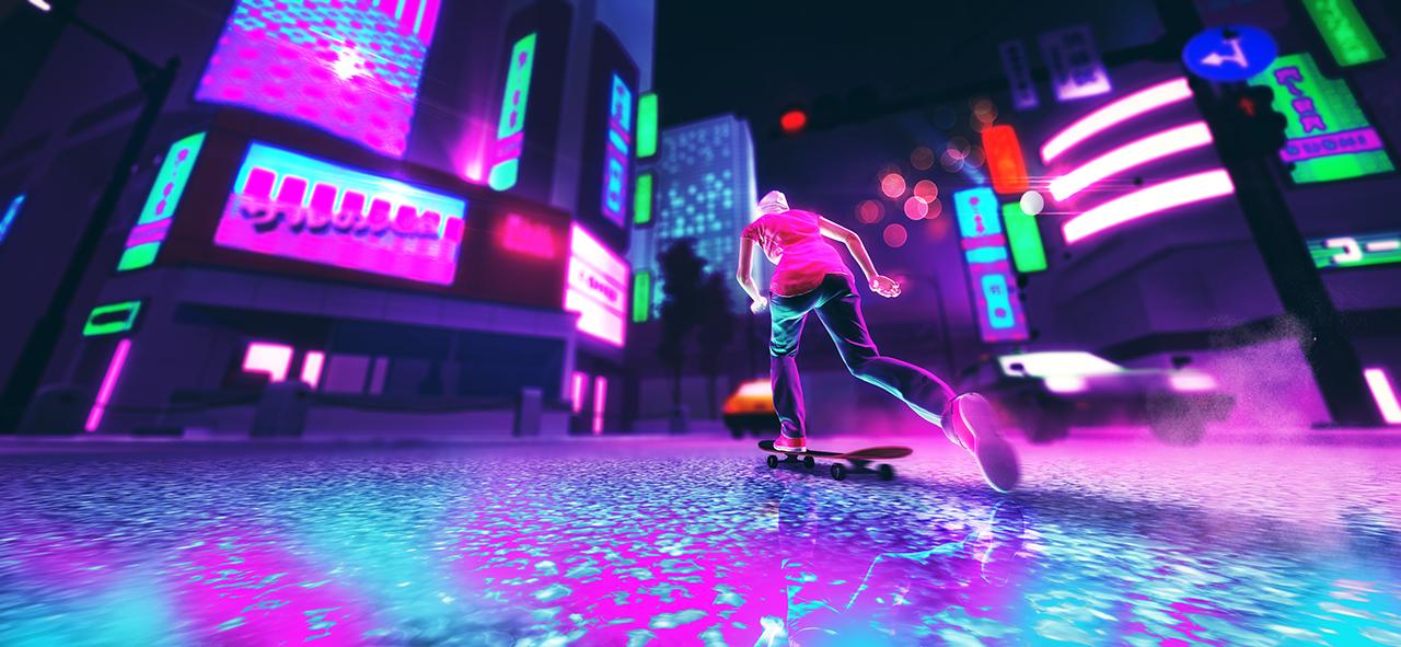 Skate City Tokyo -4