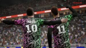 efootball 2022 leaked videos