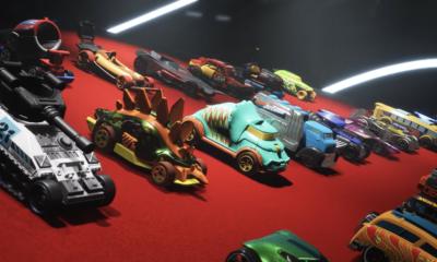 hot wheels unleashed cars