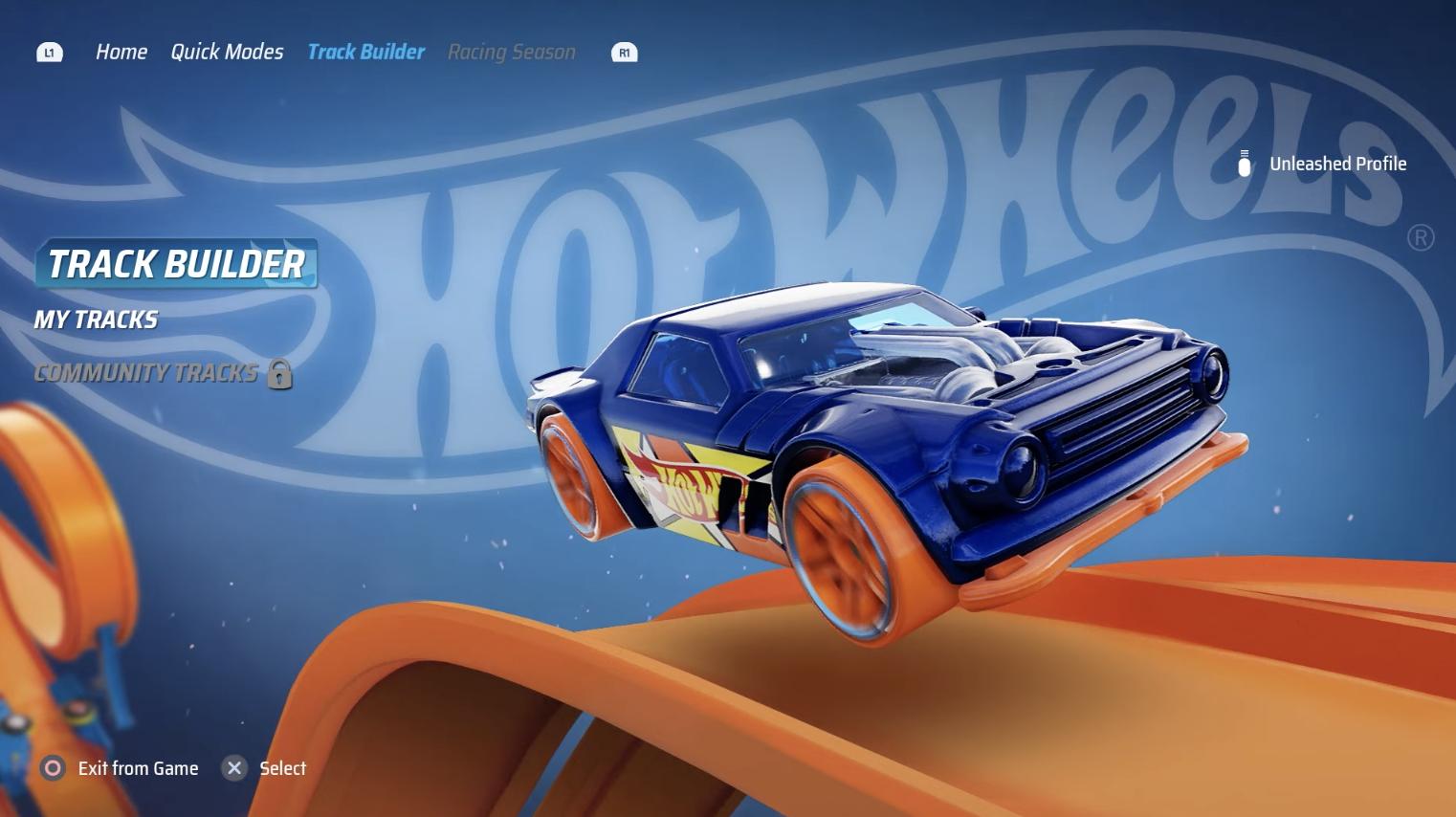 hot wheels unleashed track builder