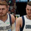 NBA 2K22 luka